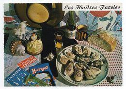Recette Cuisine Emilie Bernard----Huitres Farcies (Muscadet,coquillage,pub Finistère,Crozon Et Morgat,poupée) - Recettes (cuisine)
