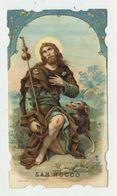 San Rocco - S.Lega Eucaristica N.129 - Devotion Images