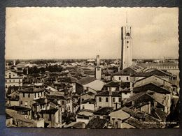 (FG.R78) Panorama Di TREVISO - VIAGGIATA 1954, Annullo ORTA DI ATELLA - Treviso