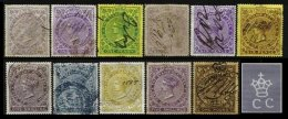 CAPE OF GOOD HOPE, Revenues, Used, F/VF - South Africa (...-1961)
