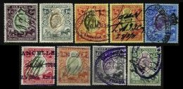 ORANGE RIVER COLONY, Revenues, Used, F/VF, Cat. £ 32 - South Africa (...-1961)