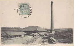 LOUVRES : La Briqueterie - Louvres