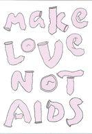 Health - Postcard - Against AIDS - Joanna Rzezak,Academy Of Fine Arts,Warsaw,Poland.condom - Santé