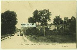15. -- CHALO-SAINT-MARD - Route D'Etampes - Autres Communes