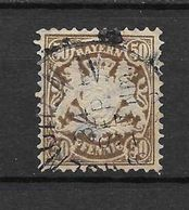 LOTE 1630  ///    ALEMANIA  BAVARIA   YVERT Nº:  53   ¡¡¡ LIQUIDATION !!! - Bavaria