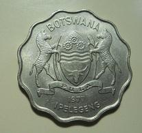Botswana 1 Pula 1977 - Botswana