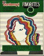 Bontempi Favorites 26  -  Pot Pourri  -   Notenheft / Notenbuch Keyboard Elektro Orgel - Varia