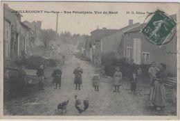 CPA 52 Haute Marne - DAILLECOURT - Rue Principale - Autres Communes
