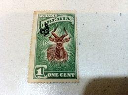Liberia Post Stamp - Liberia