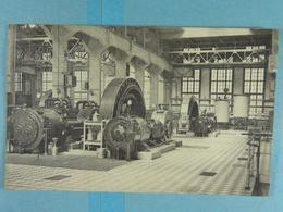 Willebroek Fabrieken Ammoniaque Synthétique & Dérivés Salle Des Compresseurs De Gaz - Willebroek