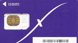 CARTE GSM - Belgique