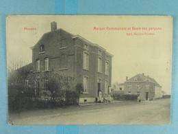 Housse Maison Communale Et Ecole Des Garçons - Blegny