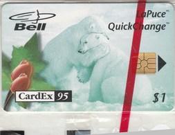 CARTE TELPHONIQUE  CARDEX 95  BELL....NEUVE SOUS BLISTER - Canada