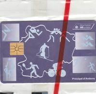 CARTE TELEPHONIQUE  ANDORRE      50 UNITATS  NEUVE SOUS BLISTER - Andorra