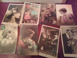 Lot De 1000 Cartes Fantaisies N° 2 - Cartes Postales
