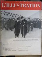 L'Illustration N° 5043 28 Octobre 1939 - Journaux - Quotidiens