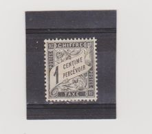 FRANCE   1881-92  Taxe  Y.T. N° 10  NEUF*  Charnière - 1859-1955 Oblitérés