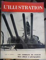 L'Illustration N° 5095 2 Novembre 1940 - Journaux - Quotidiens