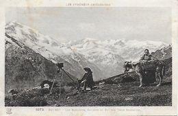 09)   SAURAT  - Les Baratous Gourbit Et Pic Des Trois Seigneurs  (  Photographe  ) - Frankreich