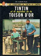 ** LES AVENTURES DE TINTIN ** ET LE MYSTÈRE DE LA TOISON D'OR ** CASTERMAN ** 1962 ** (120 Photos) - Tintin
