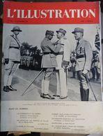 L'Illustration N° 5098 23 Novembre 1940 - Journaux - Quotidiens