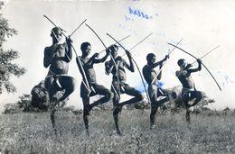 Afrique - A O F - Jeunes Tireurs à L'arc Conjaguis - Postales