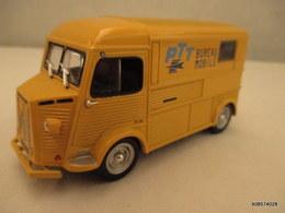 VOITURE Miniature 1/43 Em CITROEN TYPE H -  La Poste  PEINTURE D'ORIGINE Jaune Etat Proche Du Neuf - Toy Memorabilia