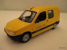 VOITURE Miniature  1/43 Em CITROEN  BERLINGO -  La Poste  PEINTURE D'ORIGINE Jaune Etat Proche Du Neuf - Toy Memorabilia
