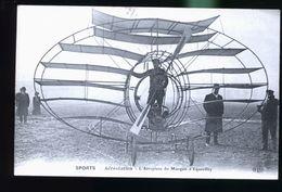 AEROSTATION EQUEVILLY - ....-1914: Précurseurs