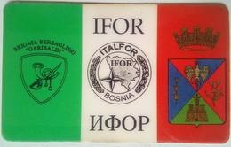 IFOR 50,000 Lire - Bosnia