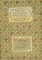MANTOVA-CASTIGLIONE D/. STIVIERE-SAN LUIGI GONZAGA-MOSTRA ICONOGRAFICA GONZAGHESCA-VOLUME CON 56 ILLUSTRAZIONI+ 122 PAG. - Libri, Riviste, Fumetti