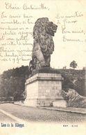 Liège - CPA - Gileppe - Lion De Gileppe - Gileppe (Barrage)
