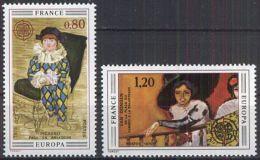 FRANKREICH 1975 Mi-Nr. 1915/16 ** MNH - CEPT - Ungebraucht