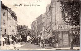 13 AUBAGNE - Rue De La République - Aubagne