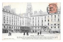 (18863-44) Nantes - La Place Royale - Nantes