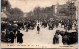 14 CAEN - Marché Aux Chevaux - Caen