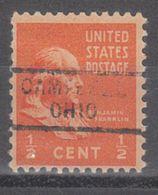 USA Precancel Vorausentwertung Preo, Locals Ohio, Campbell 729 - Vereinigte Staaten