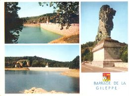 Liège - CP - Gileppe - Barrage De La Gileppe - Gileppe (Stuwdam)
