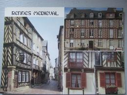 RENNES / JOLI LOT DE 20 CARTES / TOUTES LES PHOTOS - Rennes