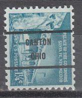 USA Precancel Vorausentwertung Preo, Bureau Ohio, Canton 1031A-71 - Vereinigte Staaten