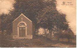 Heron - CPA - Chapelle De Saint Pierre - Héron