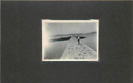 BRETAGNE - Pointe De L'arcouest, Années 50.(photo Format 6,1cm X 4,5cm). - Boats