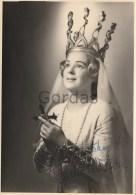 Austria - Wien - Claire Watson - Opera Singer - Original Autograph - Photo 120x180mm - Fotos Dedicadas