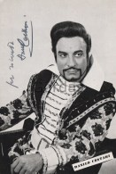 Italy - Danilo Cestari - Opera Singer - Original Autograph - Photo 110x150mm - Fotos Dedicadas