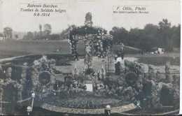 Rabosée-Barchon - Tombes De Soldats Belges - 6-8-1914 - Pas Circulé - BE - Blegny - Blegny