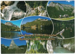 Rumänien Red Lake And Bicaz-gorges - Rumänien