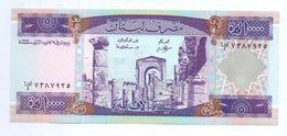 1993 Lebanon 10,000 Livre UNC  (Shipping Is $ 5.55) - Lebanon