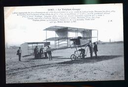 TRIPLAN GOUPY    DDDDDDDDDDDD - ....-1914: Précurseurs