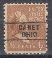 USA Precancel Vorausentwertung Preo, Locals Ohio, Carey 745 - Vereinigte Staaten
