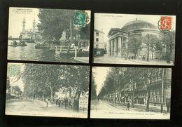 Beau Lot De 60 Cartes Postales De France  Hauts - De - Seine  Mooi Lot Van 60 Postkaarten Van Frankrijk ( 91) - 60 Scans - Cartes Postales